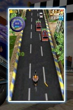 High Speed Traffic City Moto