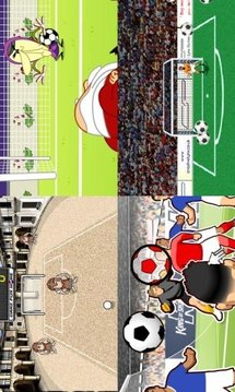 Juegos de futbol de penales