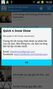 Quick n Snow Show 2013 Full