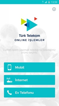 Online İşlemler - Mobil
