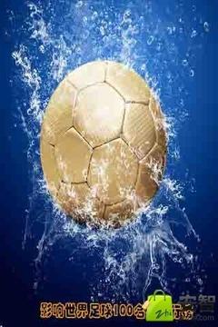 影响世界足球100名人排行榜