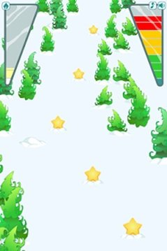 Snow Bowling