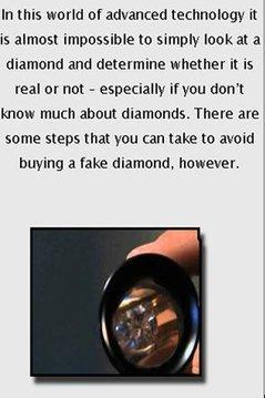 Information about diamonds