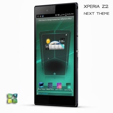 Xperia z2 next theme
