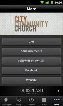 City Community Church