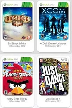 All Playstation Xbox Wii Games