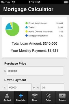Robbie Gehre's Mortgage Calc