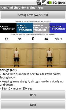 Arm And Shoulder Trainer Free