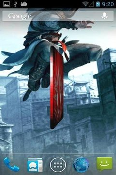 Assassin's Creed 3D LWP
