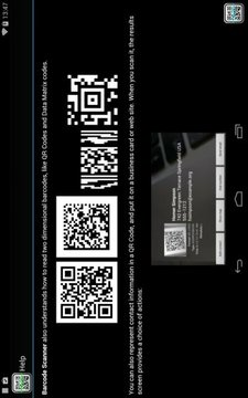 QR码和条码扫描器