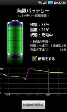 无限バッテリー(体験版)