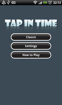 Tap in Time