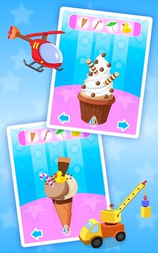 制作冰淇淋 Ice Cream Kids - Cooking game