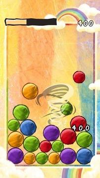 涂鸦泡泡球