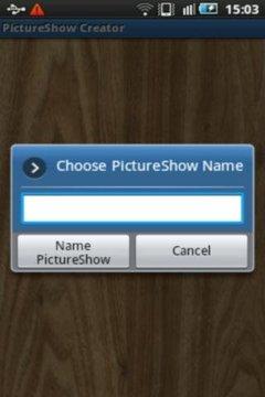 PictureShow Creator
