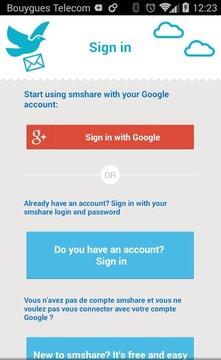 谷歌浏览器发送短信