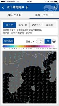 マリンウェザー海快晴 <海の天気予报>