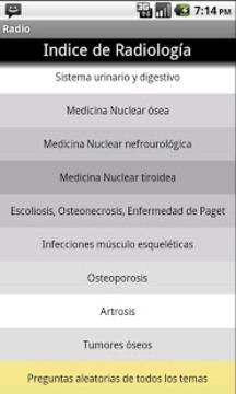 Radiologia en preguntas cortas