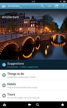 阿姆斯特丹旅游指南三波索