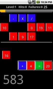 Maths Game (Lite)
