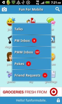 FunForMobile Ringtones & Chat