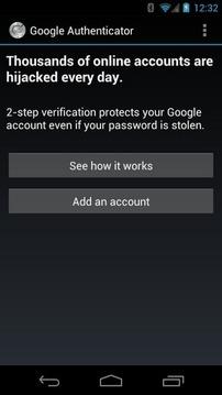 Google身份验证器 Google Authenticator