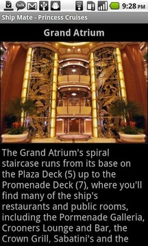 Ship Mate - Princess Cruises