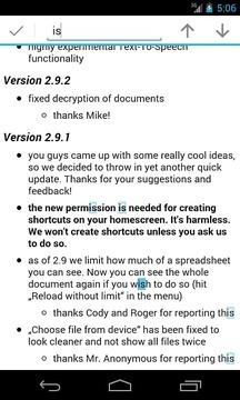 OpenOffice办公文件阅读
