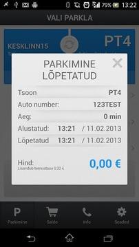EMT M-Parkimine
