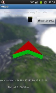 3D Pusula (Compass and Qibla)