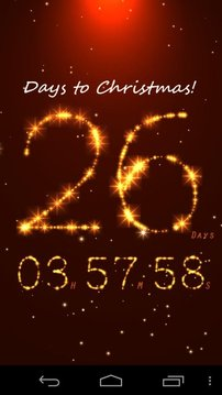 きらびやかなクリスマスライブ壁紙無料