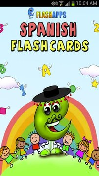 Spanish Baby Flashcards