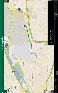 GPS共享 TetherGPS