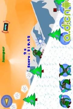 冬日滑雪 SnowBoard XFree