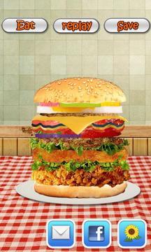 制作汉堡 Burger Maker-Cooking game