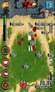 僵尸塔防 Zombie Defense