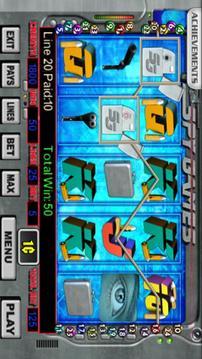 Spy Games - Unlockable