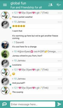 iChat聊天!