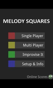 音乐幻方 Melody Squares (中文版)