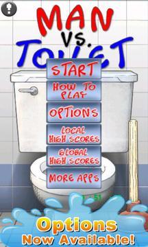 人VS厕所