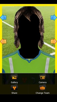 Real Soccer Player Usa