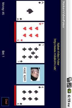 视频扑克游戏