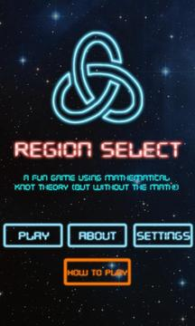 """""""邻域选择游戏"""" (region select)"""