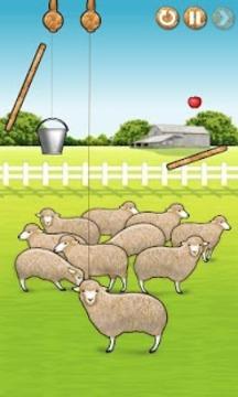 羊感到羞耻 Sheep Spongy