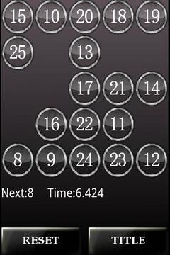 25个数字