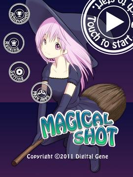 魔法少女射击 Magical Shot