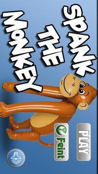 猴子一巴掌