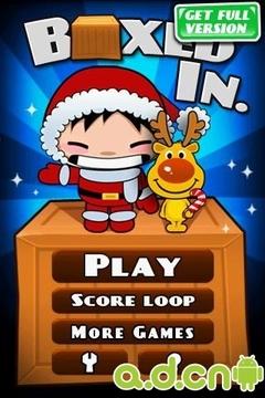 圣诞推箱子