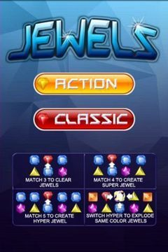 钻石迷阵(Jewels)
