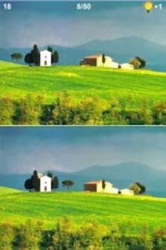风景找不同 Landscape F...